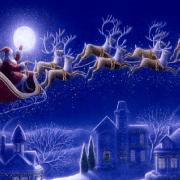 Christmas-Santa-Sleigh