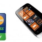 nokia lumia 610 nfc paypass