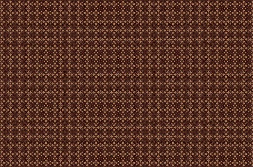 Unique Brown Pattern Design