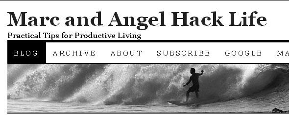 Marc and Angel Hack Life - help you find happiness, successful life and peace