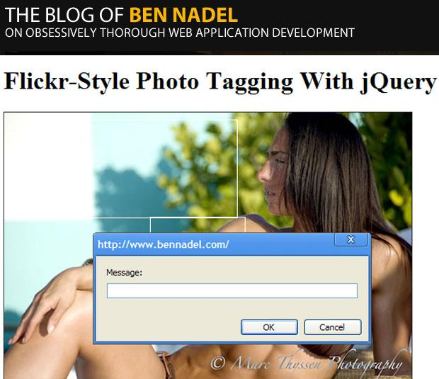 Flickr-Style-Photo-Tagging-