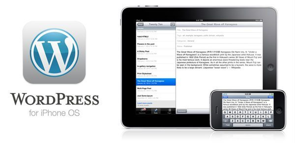 WordPress forMobile