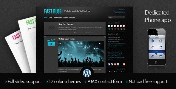 Fast-Blog