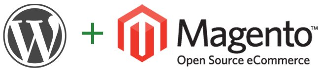 WordPress Magento integration