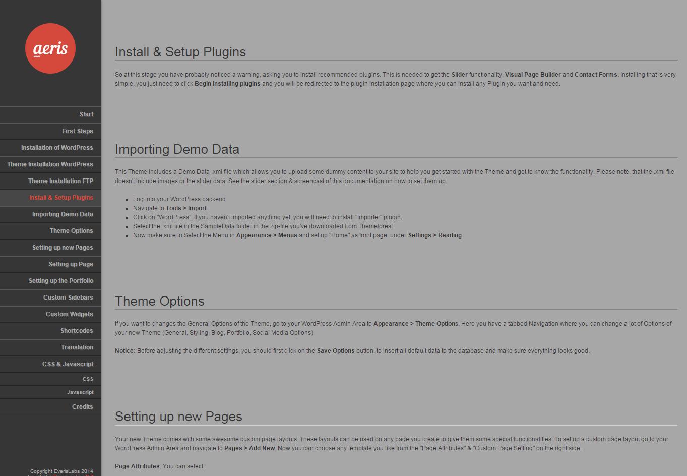aeris-documentation