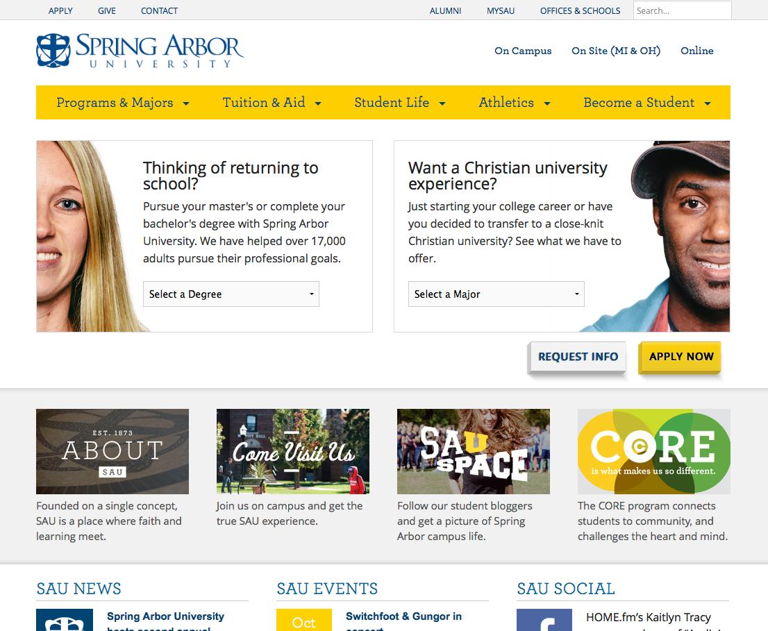 Spring Arbor Univeristy
