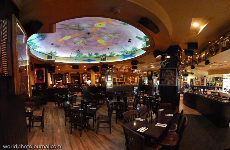 Bayside Hard Rock Cafe Night
