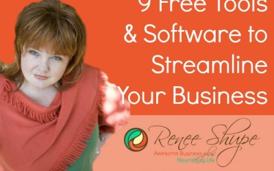 9 Free Tools & Software to Streamline Your Business
