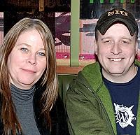 WordPress security experts Regina Smola and Chris Wiegman
