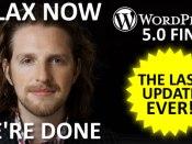 WordPress 5.0 Poster