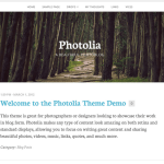 Photolia By UpThemes