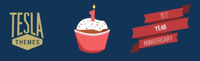 TeslaThemes Birthday Featured Image
