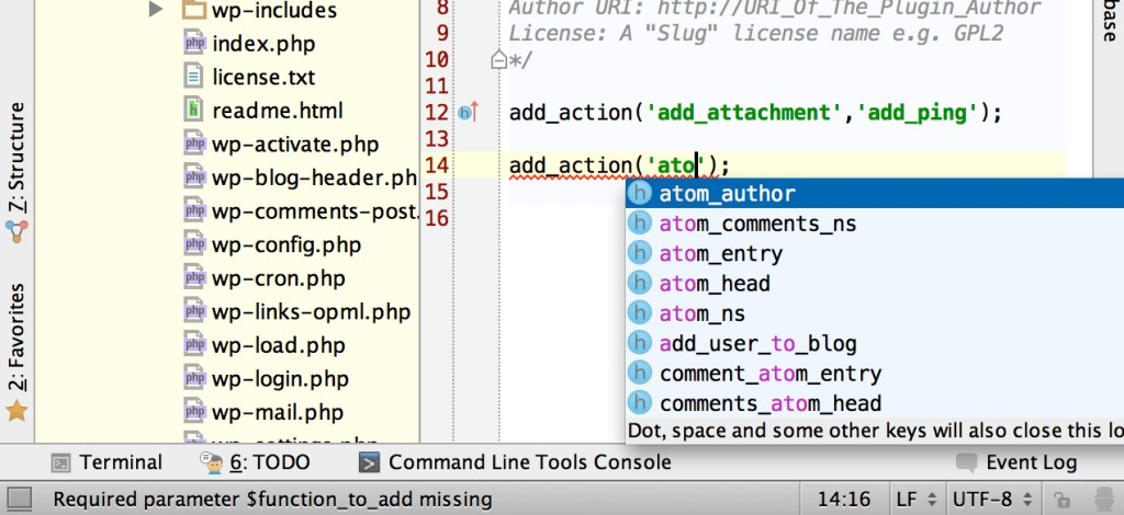 PhpStorm 8 Released With Full WordPress Support