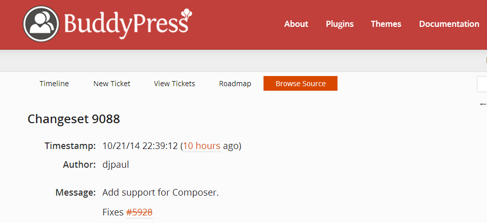 composer-support-buddypress