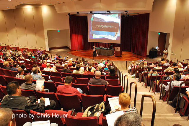 A Session at WordCamp Hawaii 2008