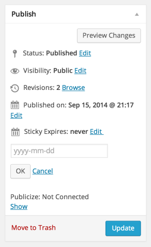 Add an Expiration Date to WordPress Sticky Posts