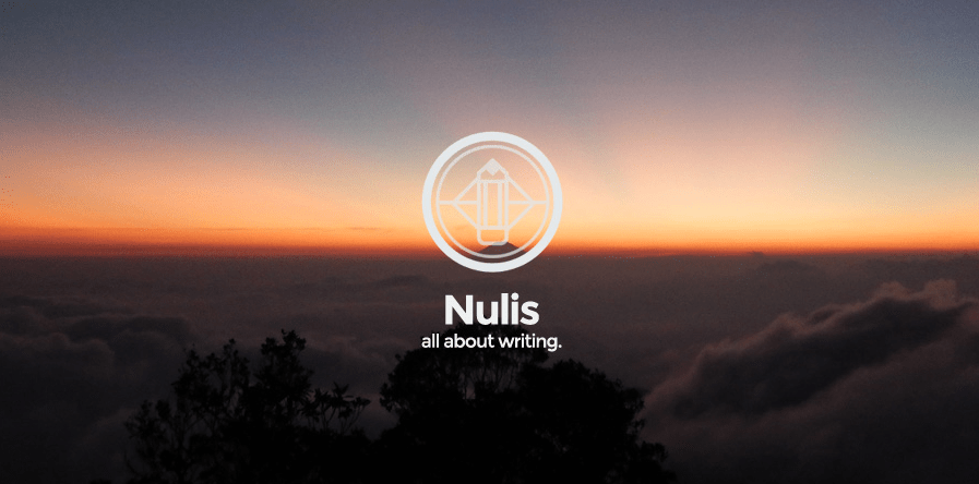 Nulis: A Free Minimalist WordPress Theme with a Unique Twist
