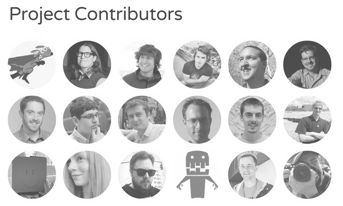 how to add contributors to github