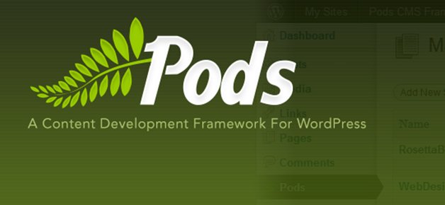 "Pods Lead Developer Scott Kingsley Clark Launches ""Friends of Pods"" Funding Campaign"