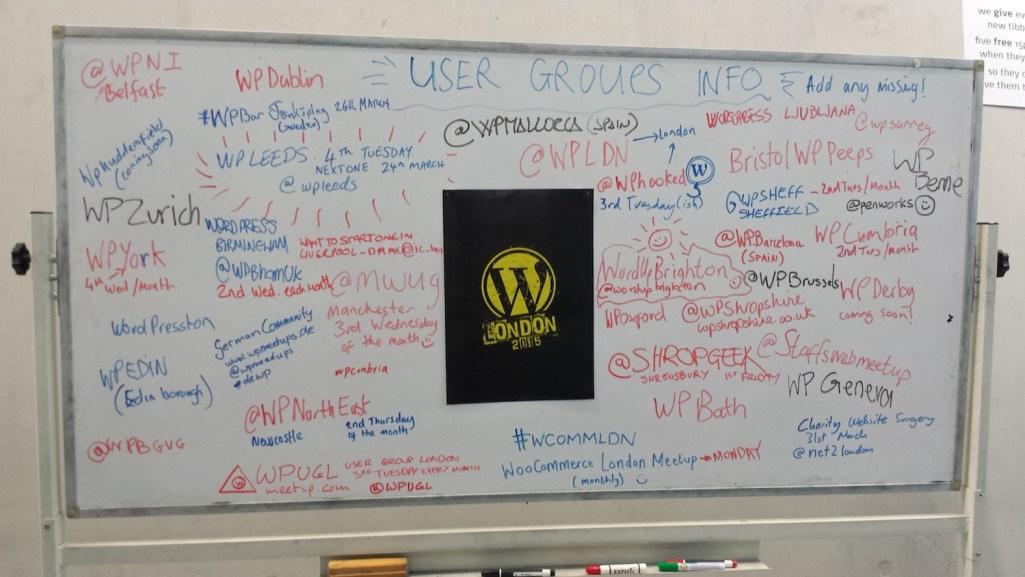uk-user-groups