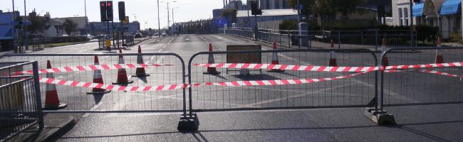 WordPress Road Blocks