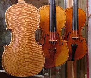 Violins by David Finck