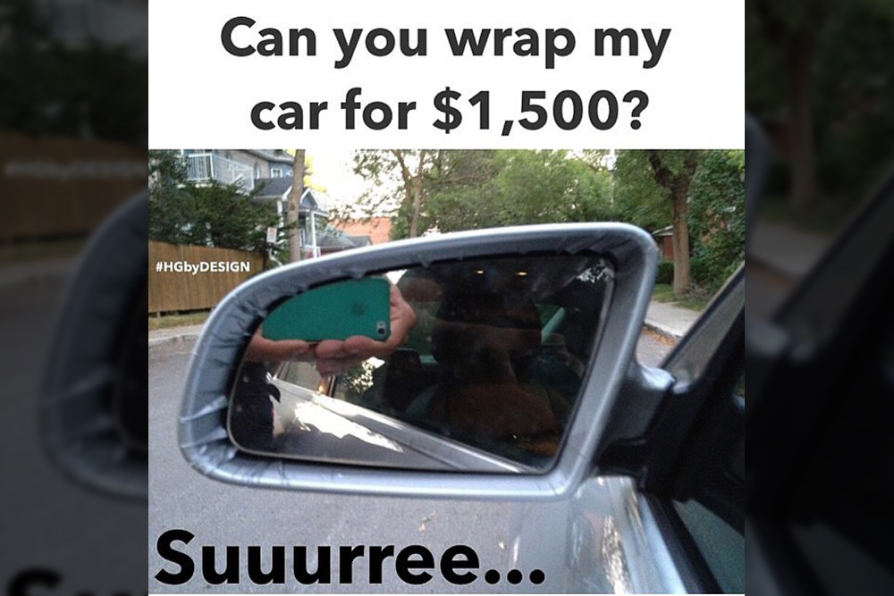 How Much Does A Car Paint Job Cost >> How much does a vehicle wrap cost? | Wrapfolio