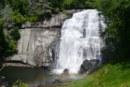 A Woman Dies at popular water falls