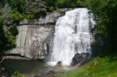 A Woman Dies at popular water falls