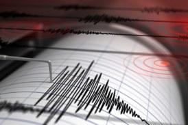 Earthquake Felt
