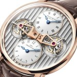 "It's About Time for Arnold & Son. Introducing the Limited Edition DTE ""Double Tourbillon Escapement"""