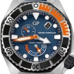 Girard-Perregaux Sea Hawk Cobalt Blue Watch