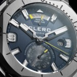 Pre-Baselworld 2015: Clerc Hydroscaph GMT Power Reserve Chronometer Watch