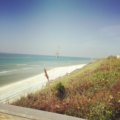 endless, quiet beaches make for mindful plotting