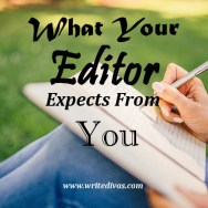 What Your Editor Expects From You
