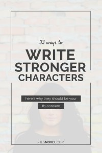 stronger characters