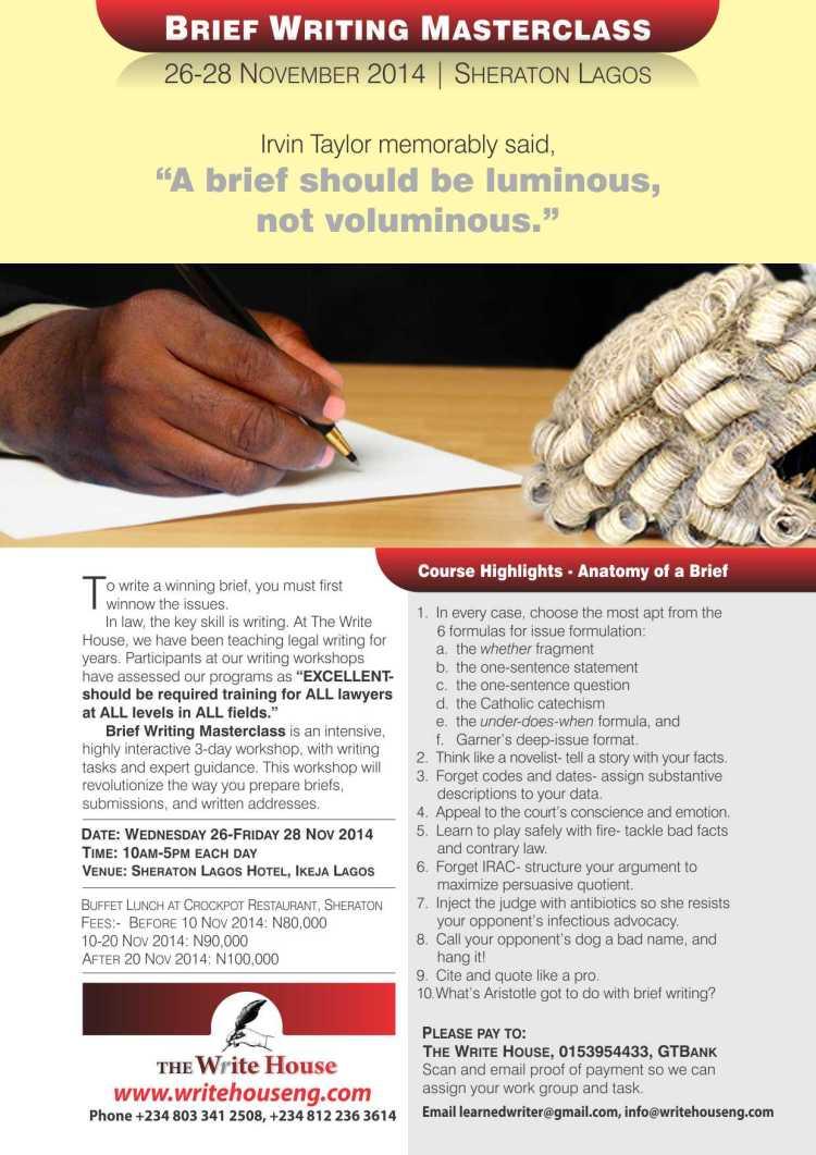 The Write House Seminar Duplex HB Oct & Nov 2014 Side 2 Final (1)