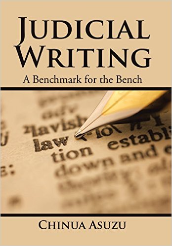 Judicial Writing: A Benchmark for the Bench