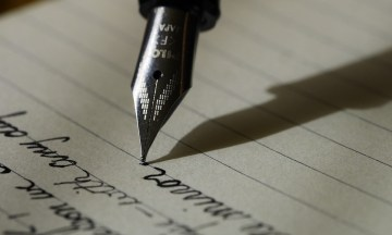 Why you should write letter to your troubles