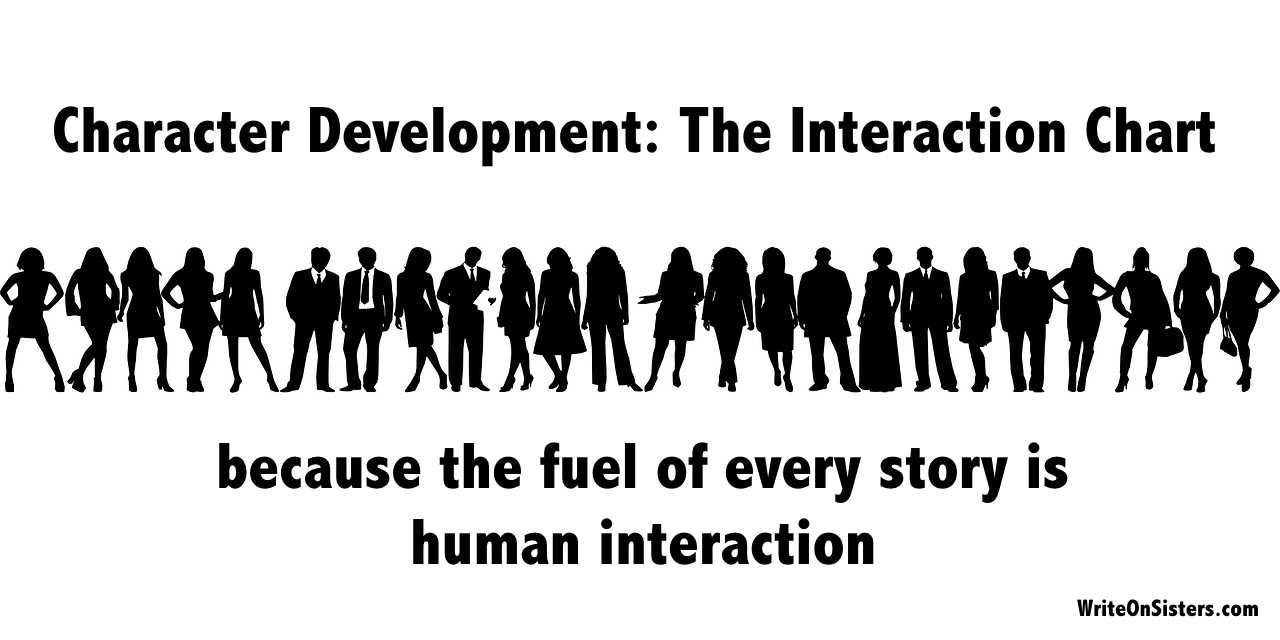 Character Development: The Interaction Chart