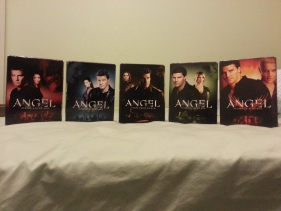 Angel DVD Set