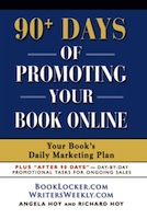 90 Days of Promoting Your Book Online