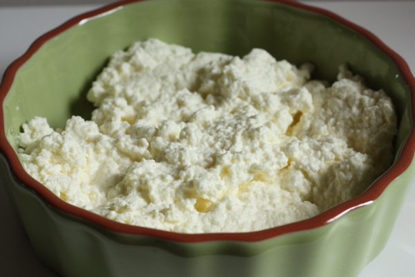 how to make homemade ricotta cheese