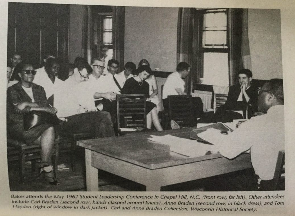 the life of ella baker essay There would not have been a sncc without ella baker  addressing the conference, rev king asked the students to commit to nonviolence as a way of life,.