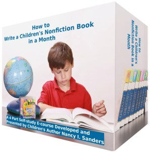 write a children's nonfiction book