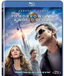 Tomorrowland A World Beyond COVER