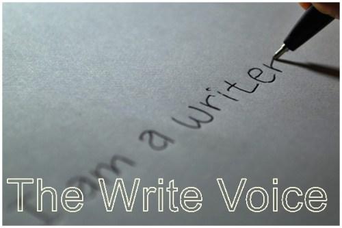 define voice in creative writing