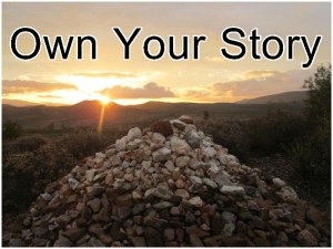 Own your story 3