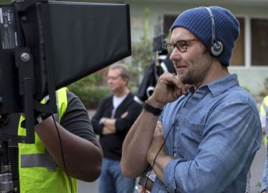 Director JOEL EDGERTON on the set of THE GIFT. FACEBOOK.COM/GIFTMOVIE TWITTER@GIFTMOVIE INSTAGRAM@GIFTMOVIE #GIFTMOVIE