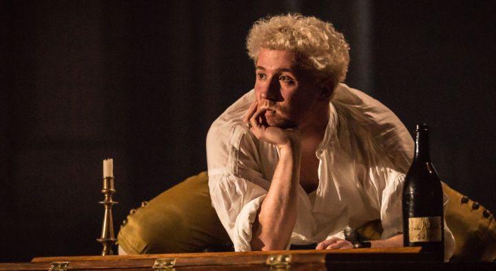 18. Adam Gillen - Wolfgang Amadeus Mozart. Image by Marc Brenner